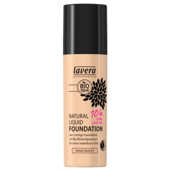 Natural Liquid Foundation No. 03 honey sand
