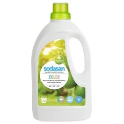 Flüssiges Waschmittel Color mit Limette