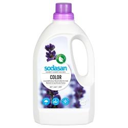 Flüssiges Waschmittel Color mit Lavendel