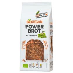 Power-Brotbackmischung, glutenfrei