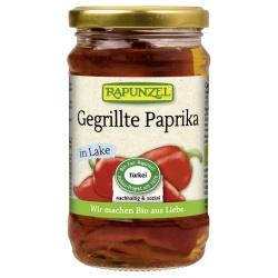Gegrillte Paprika in Lake