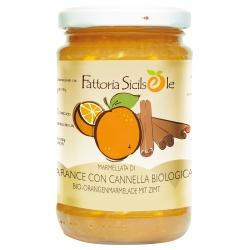 Orangen-Zimt-Marmelade