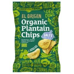 Kochbananen-Chips Bana Fritas, gesalzen