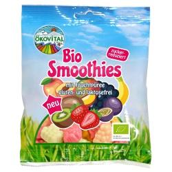Fruchtgummi Smoothies, zuckerreduziert