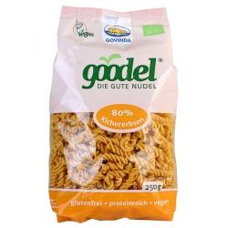 Spirelli Goodel aus Kichererbsen & Leinsaat