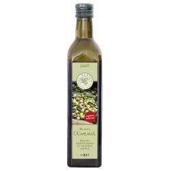 Unfiltriertes Olivenöl, nativ extra