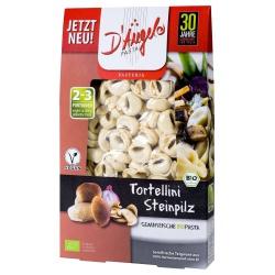 Tortellini mit Steinpilzen