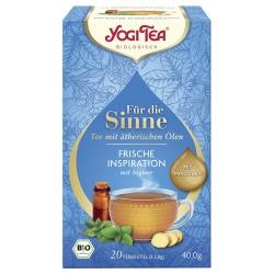 Yogi-Tee® Für die Sinne: Pure Erfrischung im Beutel