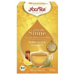 Yogi-Tee® Für die Sinne: Pures Glück im Beutel