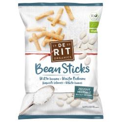 Bohnen-Sticks mit Meersalz