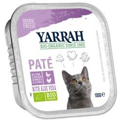 Pâté mit Huhn & Truthahn (für Katzen)