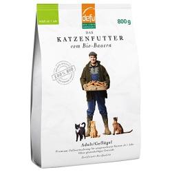 Premium-Trockenfutter Adult mit Geflügel (für Katzen)