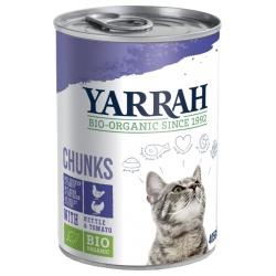 Bröckchen mit Huhn & Truthahn (für Katzen)