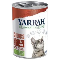 Bröckchen mit Huhn & Rind (für Katzen)
