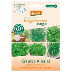 Kräuter-Allerlei