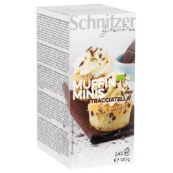 Stracciatella-Mini-Muffins, glutenfrei