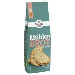 Sieben-Saaten-Mühlenbrot-Backmischung, glutenfrei