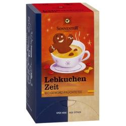Lebkuchen-Zeit-Tee im Beutel