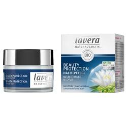 Beauty Protection Nachtpflege mit Meerestraube & Lotus