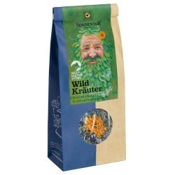 Wildkräuter-Tee