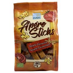 Apéro-Sticks mit Tomate & Emmentaler