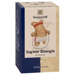 Ingwer-Energie-Tee im Beutel
