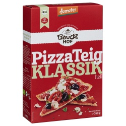 Weizen-Pizzateig-Backmischung
