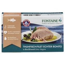 Echter Bonito-Thunfisch in Olivenöl
