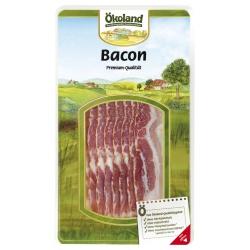 Premium-Bacon, geräuchert, geschnitten