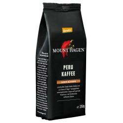 Mount Hagen Röstkaffee aus Peru, ganze Bohne