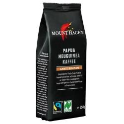 Mount Hagen Röstkaffee aus Papua-Neuguinea, ganze Bohne