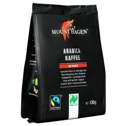 Mount Hagen Kaffee-Pads (18 Stück)