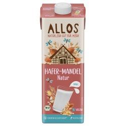 Hafer-Mandel-Drink, ungesüßt