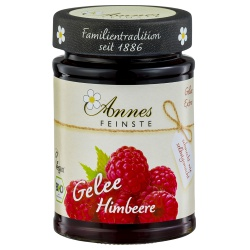 Himbeer-Fruchtgelee extra aus Bayern