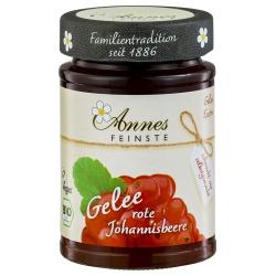 Rote-Johannisbeeren-Fruchtgelee extra aus Bayern