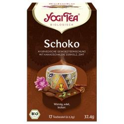 Yogi-Tee® Schoko im Beutel
