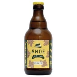 Ginger Root, alkoholfrei MEHRWEG Pfand 0,08 €