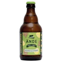 Gentle Ginger, alkoholfrei MEHRWEG Pfand 0,08 €