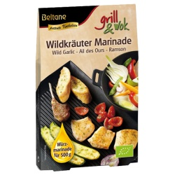 Grill- & Wok-Marinade mit Wildkräutern