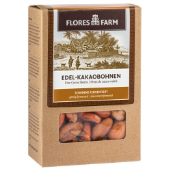 Edel-Kakaobohnen von peruanischen Kleinbauern, schonend fermentiert