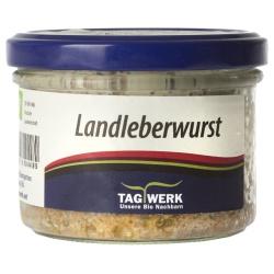 Landleberwurst aus Bayern