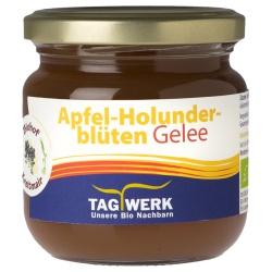 Apfel-Holunderblüten-Fruchtgelee aus Bayern