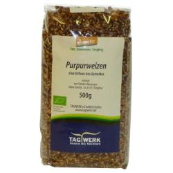 Purpur-Weizen aus Bayern