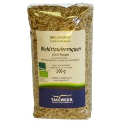 Waldstauden-Roggen aus Bayern