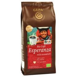 Café Esperanza von lateinamerikanischen Kleinbauern, gemahlen