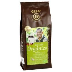 Café Orgánico von lateinamerikanischen Kleinbauern, ganze Bohne