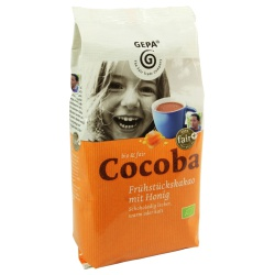 Instant-Kakaogetränk Cocoba mit Honig