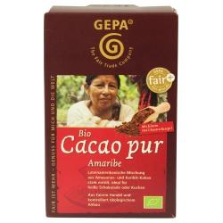 Kakaopulver Amaribe, stark entölt
