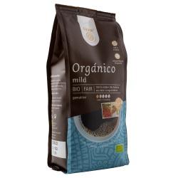 Schonkaffee von lateinamerikanischen Kleinbauern, gemahlen