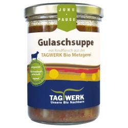 Gulaschsuppe aus Bayern